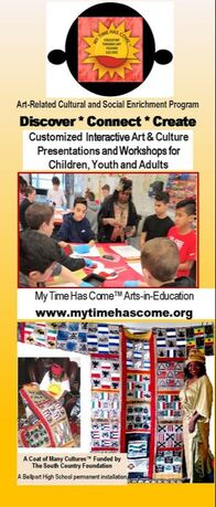 My Time Has Come Brochure